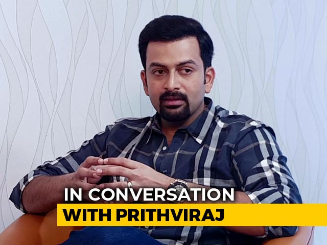 Video : Prithviraj Sukumaran On The Camaraderie Between Malayalam Actors