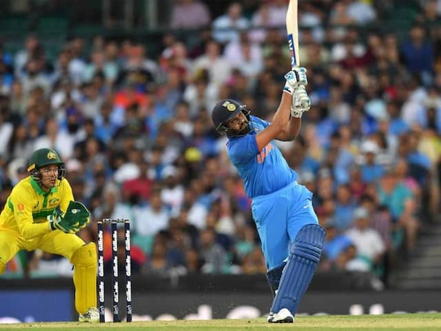 Rohit Sharmas Brilliant Hundred Goes In Vain As India Lose Series Opener By 34 Runs