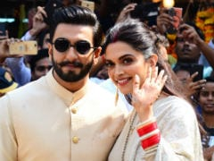 Real To Reel Life - Deepika Padukone May Play Ranveer Singh's Wife In <i>'83</i>: Reports