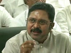 Trial Against TTV Dhinakaran Stayed In AIADMK Symbol Bribery Case