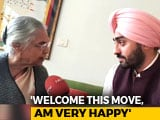 "Video : ""Happy Moment"": Sheila Dikshit On Priyanka Gandhi Vadra Joining Politics"