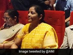 """#HighJosh"": Nirmala Sitharaman After Watching <i>Uri</i> With Veterans"