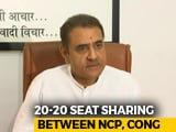 Video : Congress, Sharad Pawar's NCP Likely To Contest Equal Seats In Maharashtra