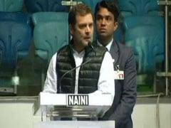 कांग्रेस ने अंग्रेजों से लड़ाई लड़ी, जबकि आरएसएस के नेता उनसे दया की भीख मांग रहे थे : राहुल गांधी