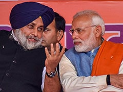 """They Called Him <i>Sajjan</i>"": In Punjab, PM Narendra Modi Slams Congress Over 1984 Riots"