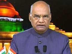 अशोक गहलोत का विवादित बयान, 'रामनाथ कोविंद को वोट के लिए बनाया गया राष्ट्रपति', BJP का पलटवार