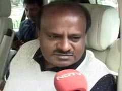 No Threat To JDS-Congress Government In Karnataka: HD Kumaraswamy