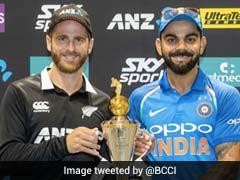 Ind vs NZ 1st ODI LIVE: न्यूजीलैंड को पांचवां झटका, निकोल्स बने केदार जाधव के शिकार