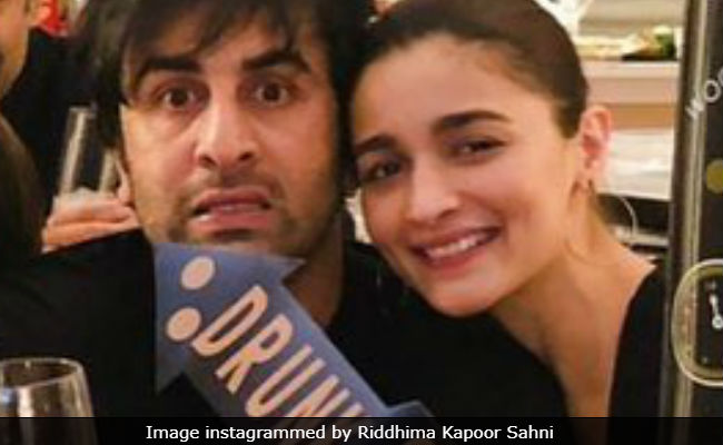 Alia Bhatt On Relationship With Ranbir Kapoor: 'It's Important But It Should Be Left On Its Own'