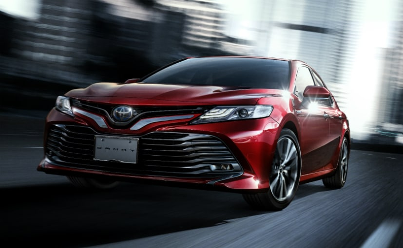The upcoming 2019 Toyota Camry Hybrid is the eight-generation model & is based on TNGA platform