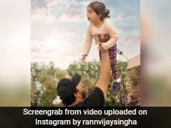 Rannvijay Singha's Post For Daughter Kainaat Is Too Cute To Be Missed