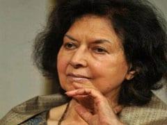 "Government Behaving Like ""Hitler's Germany"", Says Nayantara Sahgal"