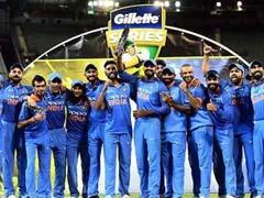 Ind vs Aus 3rd ODI: वनडे सीरीज भी जीतकर टीम इंडिया ने रचा इतिहास, धोनी बने 'मैन ऑफ द सीरीज'