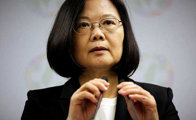 In New Year's Speech, Taiwan Urges China To Have 'Meaningful' Talks