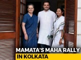 "Video: Rahul Gandhi Writes To ""Mamata-Di"", Says ""Hope We Send Powerful Message"""