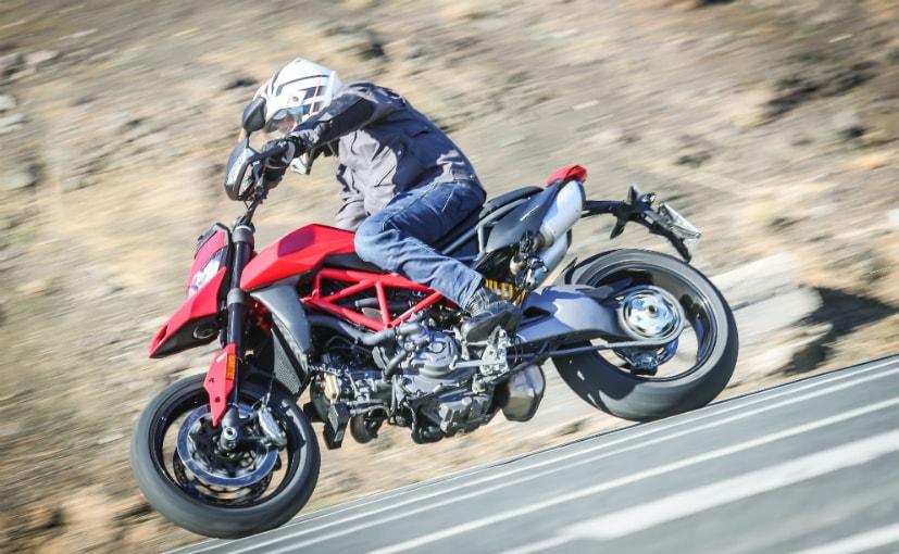 2019 Ducati Hypermotard 950 First Ride Review Ndtv Carandbike