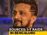 Video : Top Kannada Actors, Producers Raided In Bengaluru, 23 Places Searched