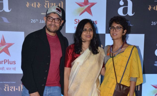 Everything You Want To Know About Aamir Khan's Rubaru Roshni