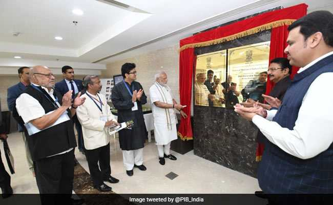 In Mumbai, PM Modi Inaugurates India's First Cinema Museum