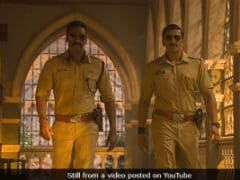 This Is Why Ajay Devgn's Cameo In Ranveer Singh's <i>Simmba</i> Wasn't Kept A Secret