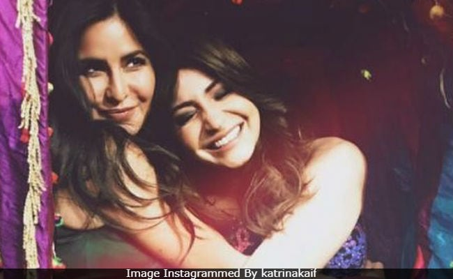 Katrina Kaif Plays Cricket On Bharat Sets And Hey, Anushka Sharma, She Has A Special Message For You And Virat Kohli