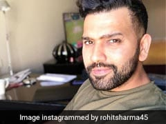 """The Only 10 Year Challenge We Should Worry About"": Rohit Sharma Sends Out A Strong Message"