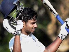 Ranji Trophy: अंगुली में फ्रैक्चर के बाद भी गुजरात के खिलाफ बैटिंग के लिए उतरे संजू सैमसन, दिल जीता