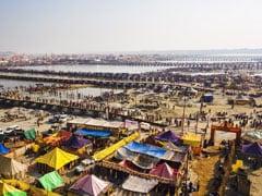 प्रयागराज: कुंभ के 'फूड हब' में देश के कई राज्यों से आए व्यंजन मौजूद