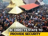 Video: 51 Women Below 50 Have Entered Sabarimala, Kerala Tells Supreme Court