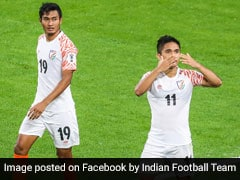 Asian Cup: India Eye Knock-Out Berth In Chhetri