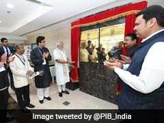 In Mumbai, PM Modi Inaugurates India's First Cinema Museum