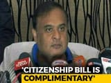 "Video : ""Assam Citizens' List Will Drive Out Jinnahs,"" Claims BJP's Himanta Sarma"