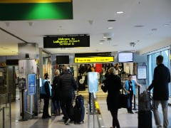 Delays at New York Airport Due To Shutdown, Staff Shortages