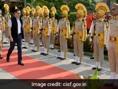 """""""Too Late"""" For Republic Day Parade Slot, CISF Told On 50th Birthday"""