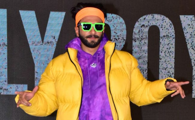 Gully Boy Ranveer Singh's Tryst With Hip-Hop: 'I Have A Natural Affinity'