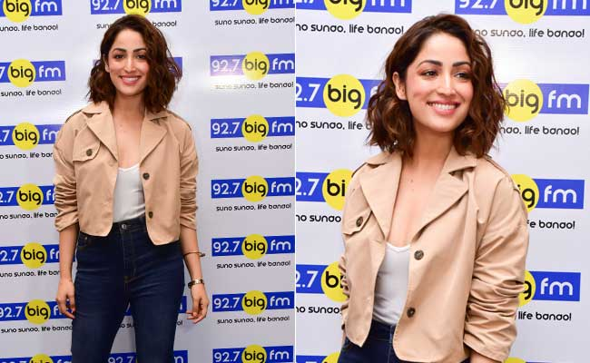 Decoding Yami Gautam's Chic Neutral Outfit