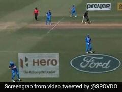 IND vs NZ: शिखर धवन ने की फील्डिंग को देख गुस्सा गए हार्दिक पंड्या, कह दिया ऐसा, देखें VIDEO