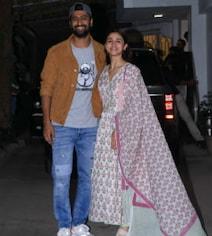 It Was A 'Raazi' Reunion For Alia Bhatt And Vicky At The 'Uri' Screening