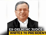 "Video : ""Historic Blunder"": Former Judge To President On Picks For Top Court"