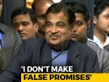 "Video : For Leaders Who ""Spin Dreams"", Nitin Gadkari's Wake-Up Call"