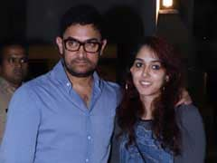Aamir Khan Catches Up With Daughter Ira and Ex-Wife Reena Dutta Over Dinner. See Pics