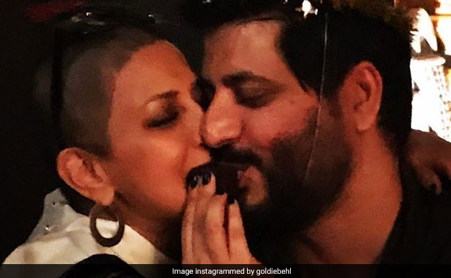 On Sonali Bendre's 44th Birthday, Goldie Behl's Heartfelt Post For His Wife. 'Thank You For Being The Person You Are,' He Writes