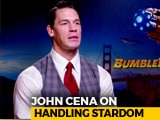 Video : In Conversation With John Cena