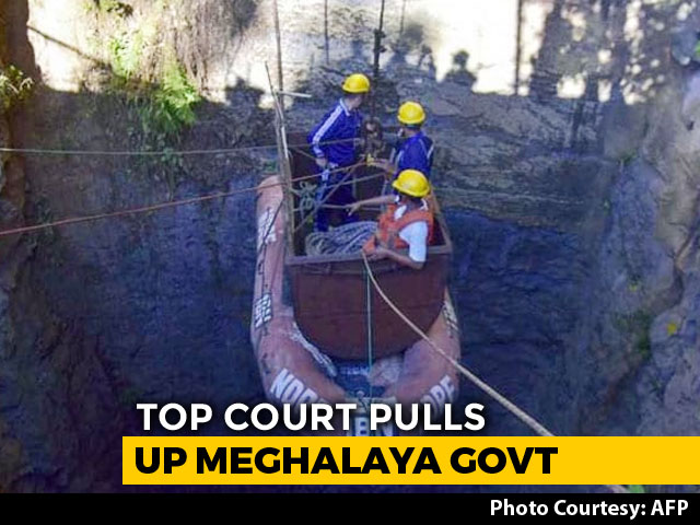 "Video : ""Dead Or Alive, They Should Be Taken Out"": Top Court On Meghalaya Miners"