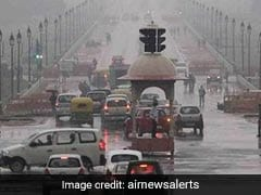 Delhi Likely To Witness Rain, Hailstorm Today