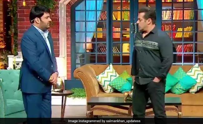 संजय दत्त की वजह से सलमान खान ने नहीं की शादी, कपिल शर्मा के शो में किया खुलासा- देखें Video