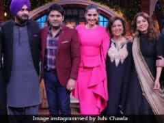 Kapil Sharma Is No Longer Late On Set. 'The Ginni Effect,' According To Juhi Chawla