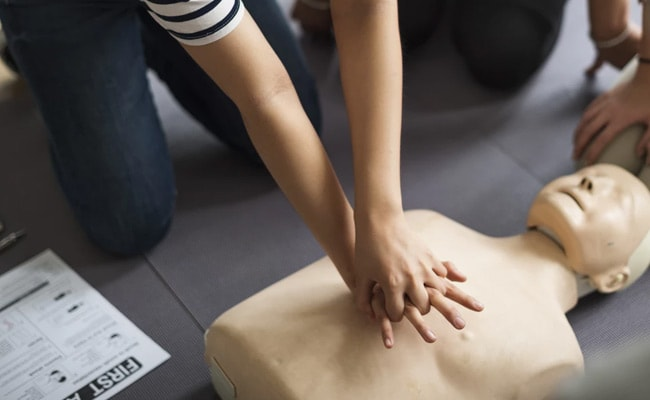 She Was Still. He Didn't Know CPR. An Episode Of The Office Saved The Day