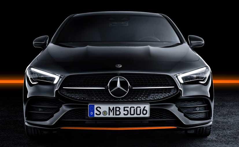 Mercedes New Model >> New 2020 Mercedes Benz Cla Unveiled Carandbike