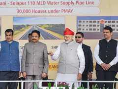 """""""Maharashtra Sugarcane Crisis Not Created By Us,"""" Says Nitin Gadkari"""